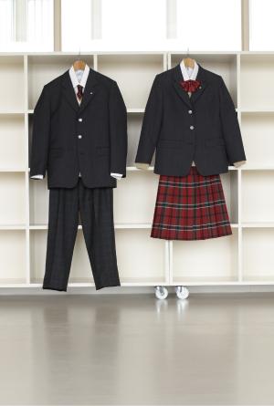 大谷高校制服