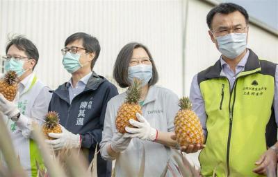 台湾パイナップル購入で東日本大震災の恩返し?ダイエット効果もある?