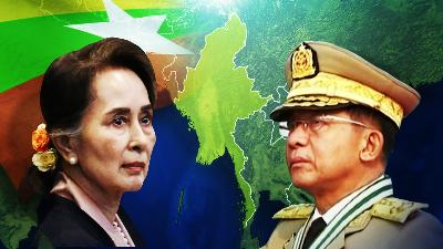 ミャンマーのクーデターはなぜ起きた?わかりやすく簡単に解説!