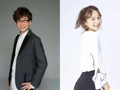 """<span class=""""title"""">山寺宏一と岡田ロビン翔子は不倫で略奪婚?その3つの理由とは?</span>"""